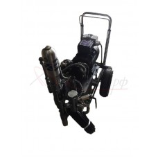 AktiSpray AvS-12000HD-M - аппарат покрасочный (12 л/мин, 230 бар, 4 кВт)
