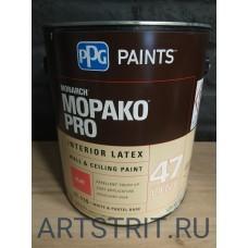 Краска  интерьерная Mopaco PRO® FLAT 1-галон (3,78 л.)