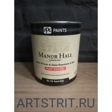 Краска  интерьерная премиальная Manor HaLL® FLAT 1-кварта (0,916 л.)