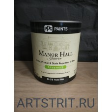 Краска  интерьерная премиальная Manor HaLL® EGGSHELL 1-кварта (0,916 л.)