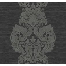 Американские обои Paper & Ink, коллекция Black And White, артикул BW20000