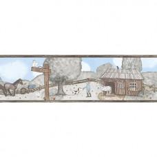 Бордюры Marburg, коллекция JonasKotz, артикул 46511