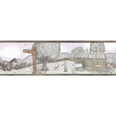 Бордюры Marburg, коллекция JonasKotz, артикул 46510