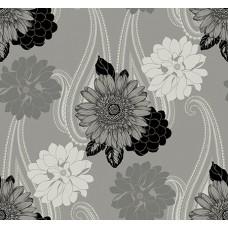 Американские обои Paper & Ink, коллекция Black And White, артикул BW20812