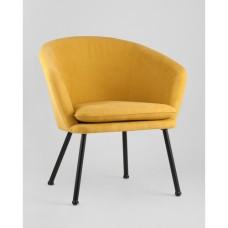 Кресло Декстер охра