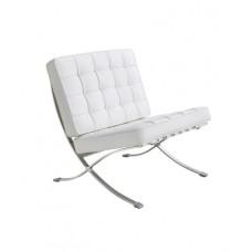 Кресло Barcelona Style белое